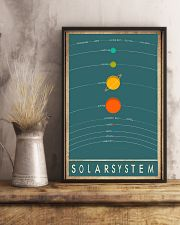 Solar system space 11x17 Poster lifestyle-poster-3