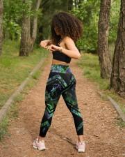 Green Dragon High Waist Leggings aos-high-waist-leggings-lifestyle-17