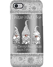 I Wear White Phone Case i-phone-7-case