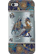 Dragon Mandala  Phone Case i-phone-8-case