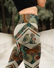Dragon vintage leggings High Waist Leggings aos-high-waist-leggings-lifestyle-11