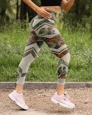 Dragon vintage leggings High Waist Leggings aos-high-waist-leggings-lifestyle-15