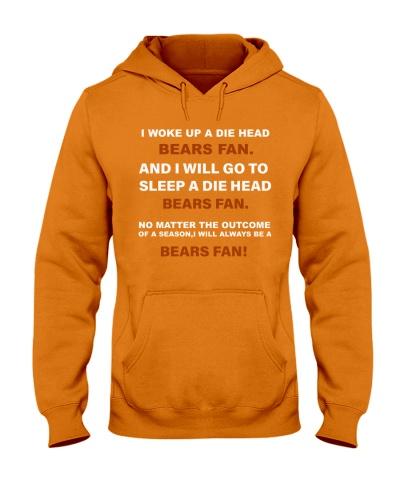 Bears Fan T Shirt