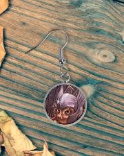 ThorOwl Circle Earrings aos-earring-circle-front-lifestyle-4