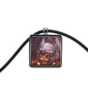 ThorOwl Cord Rectangle Necklace thumbnail