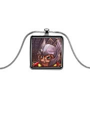 ThorOwl Metallic Rectangle Necklace thumbnail