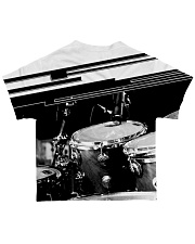 Drum music 3d shirt for men and women HG HAC71201 All-over T-Shirt back