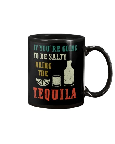 Whiskey You're Going Salty