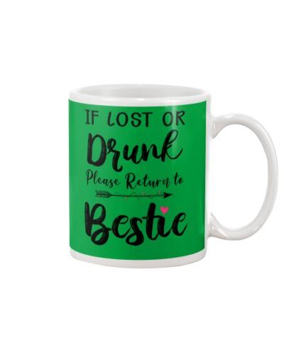 Wine Bestie Drunk