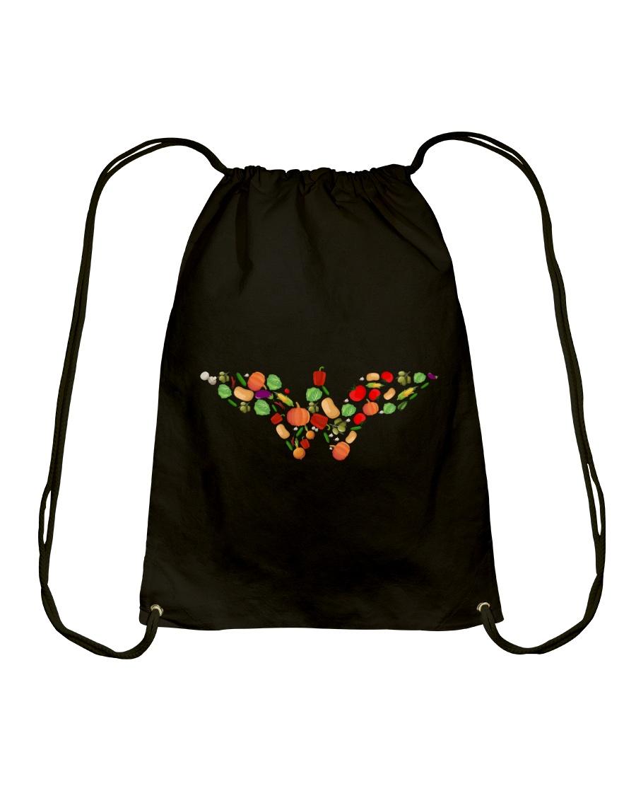 Vegan - WW Drawstring Bag