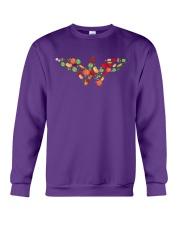 Vegan - WW Crewneck Sweatshirt front