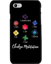 Chakra Meditation Phone Case thumbnail