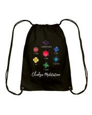 Chakra Meditation Drawstring Bag thumbnail