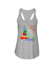If Only Our Eye Ladies Flowy Tank front