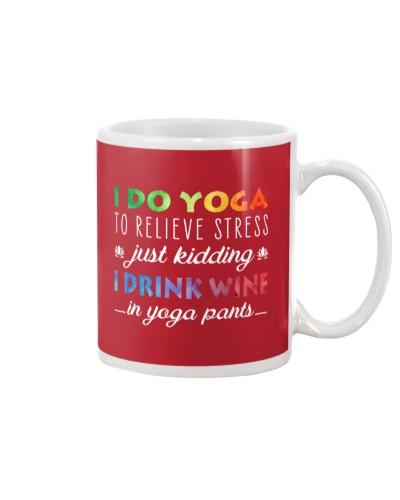 I Do Yoga
