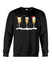 White Wine Glass Crewneck Sweatshirt thumbnail