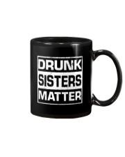 Wine Drunk Sister Matter Mug thumbnail