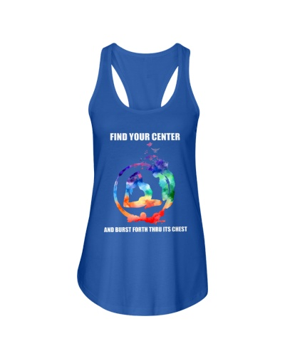 Find Your Center