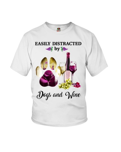Dog Flag Mix Wine