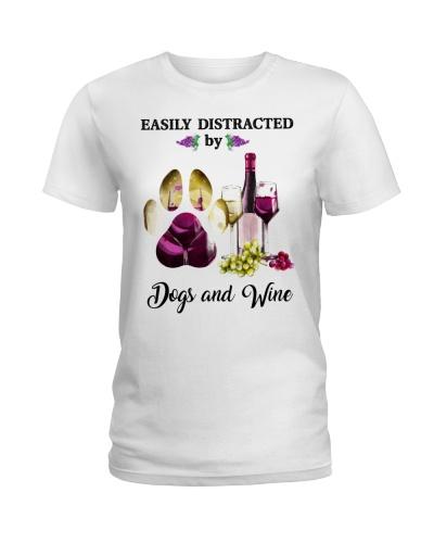 Dog Flag Mix Wine