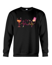 Love Wine  Crewneck Sweatshirt thumbnail