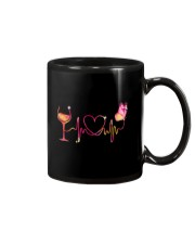 Love Wine  Mug tile