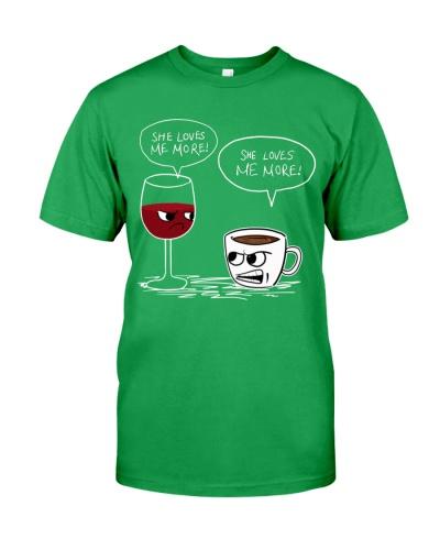 Wine - Coffee And Wife