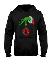 Yoga Magic Hand Hooded Sweatshirt front