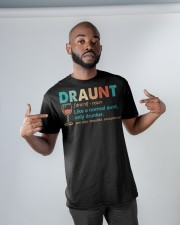 Wine Draunt Classic T-Shirt apparel-classic-tshirt-lifestyle-front-32