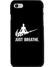 YOGA - BREATHE Phone Case thumbnail
