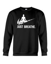 YOGA - BREATHE Crewneck Sweatshirt thumbnail