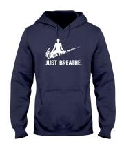 YOGA - BREATHE Hooded Sweatshirt thumbnail