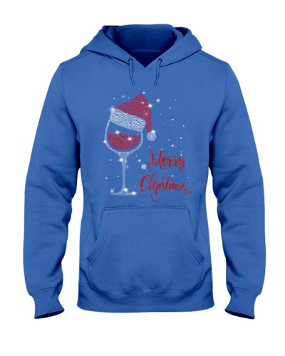 Wine Christmas Hat