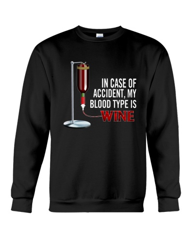 Wine In Case Of Accident