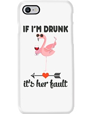 Wine If I'm Drunk Phone Case thumbnail