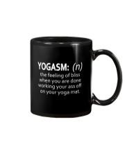Yogasm Mug thumbnail