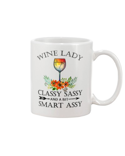 Wine  Lady pillow