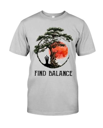 Yoga Find Balance