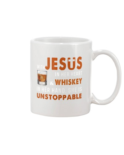 WHISKEY - She is unstoppable