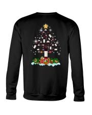 Wine Christmas Crewneck Sweatshirt thumbnail