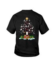 Wine Christmas Youth T-Shirt thumbnail