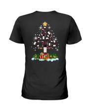 Wine Christmas Ladies T-Shirt thumbnail
