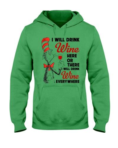 I Will Drink Wine Everywhere