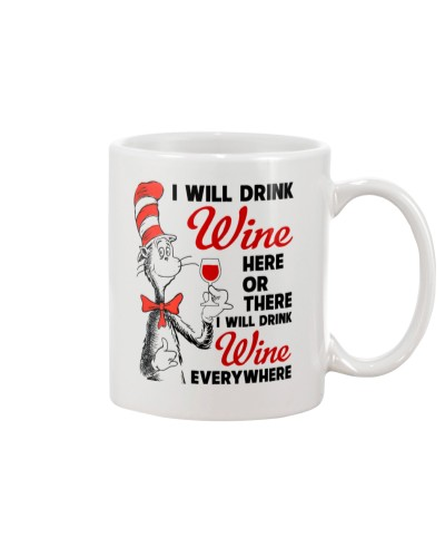 I Will Drink Wine Everywhere