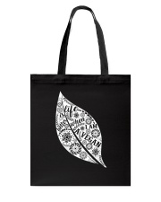 Life Is Bettet When I Am A Vegan Tote Bag thumbnail
