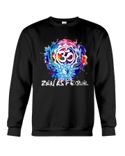 Yoga Zen As  Crewneck Sweatshirt thumbnail