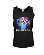 Yoga Zen As  Unisex Tank thumbnail