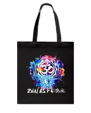 Yoga Zen As  Tote Bag thumbnail