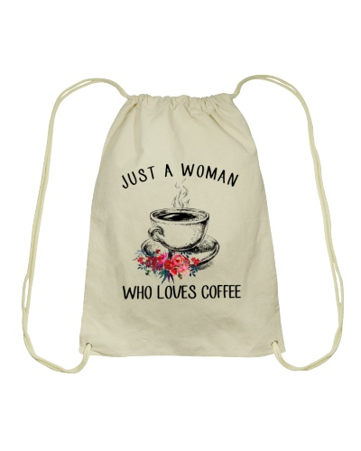 Just A Woman Who Loves Coffee