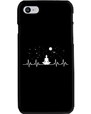 Yoga Heartbeat Phone Case thumbnail